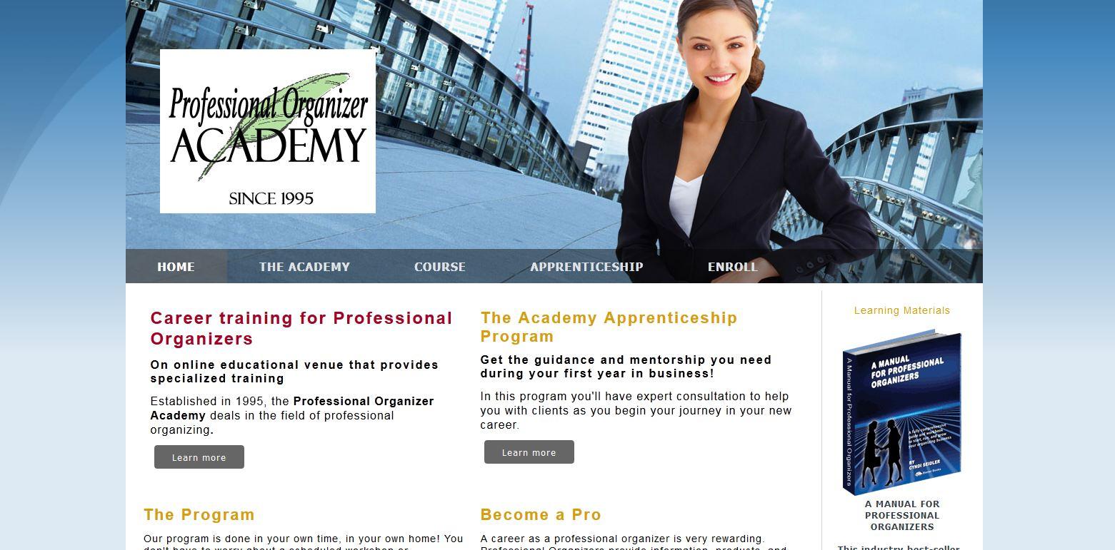 PO Training Academy