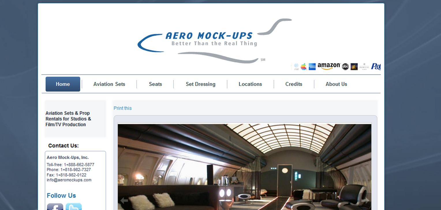 Aeromockups
