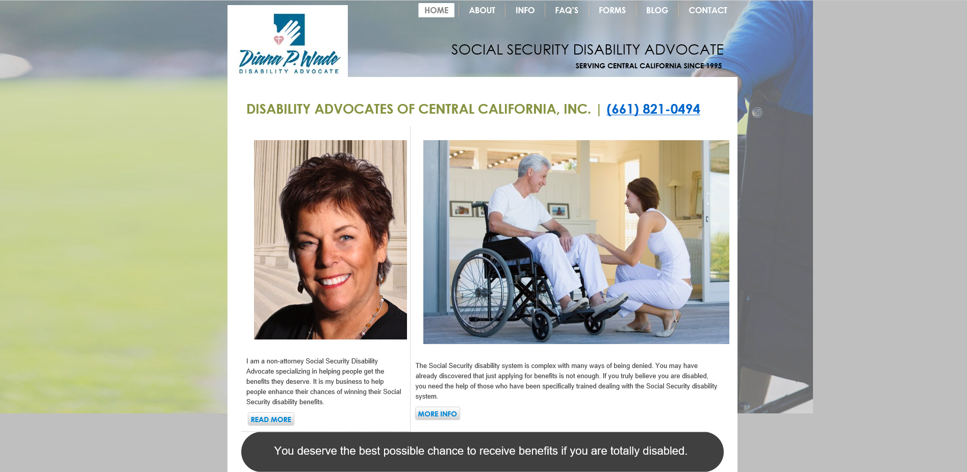 CA Disability