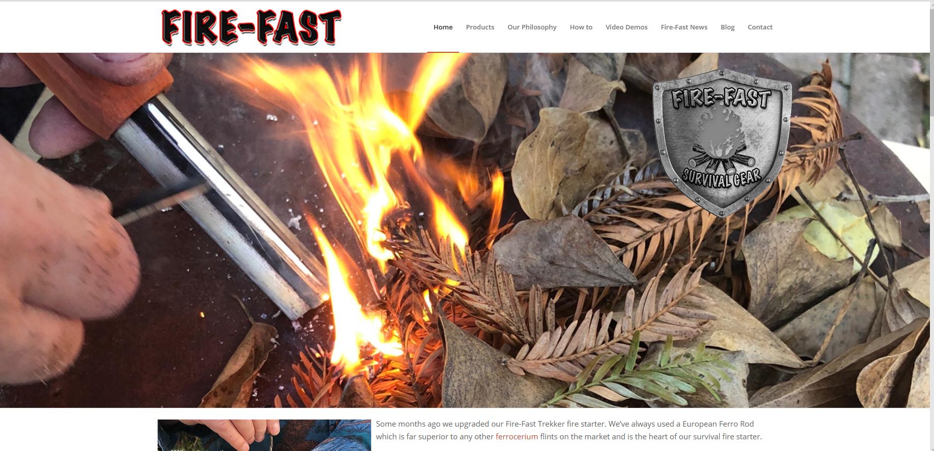 Fire Fast