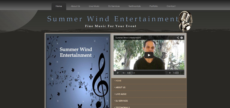 Summer Wind Enter.